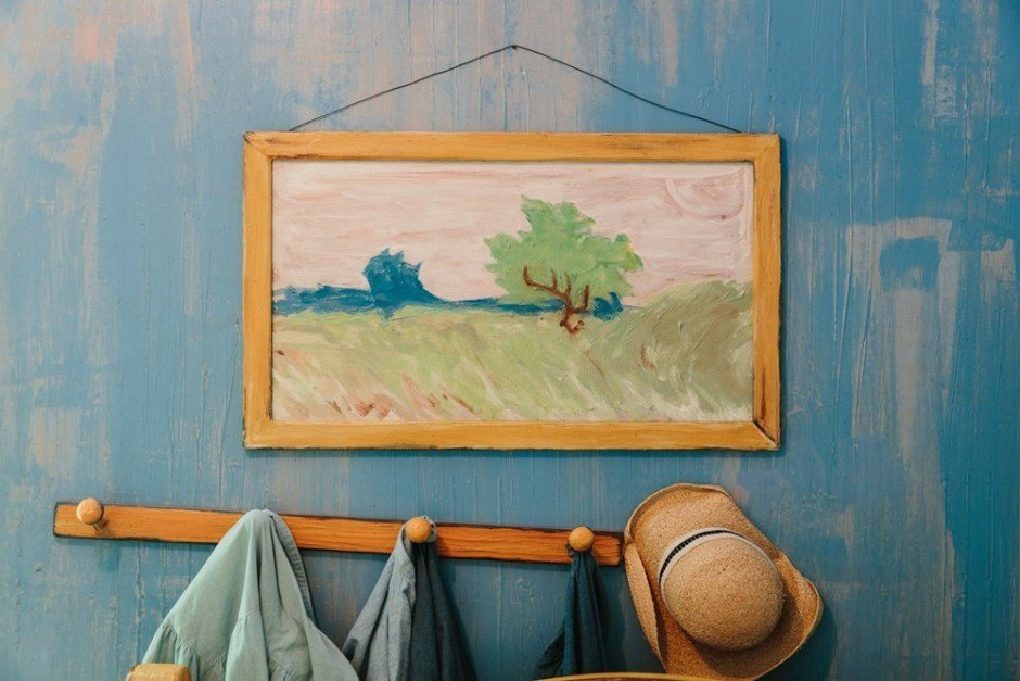 Van Gogh Zimmer Bild 3
