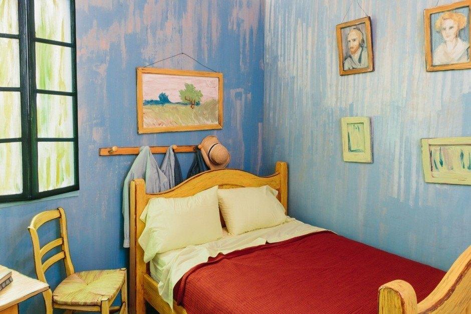 Van Gogh Zimmer Bild 4
