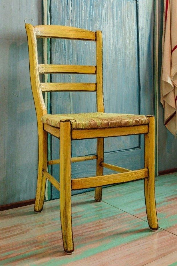 Van Gogh Zimmer Bild 5