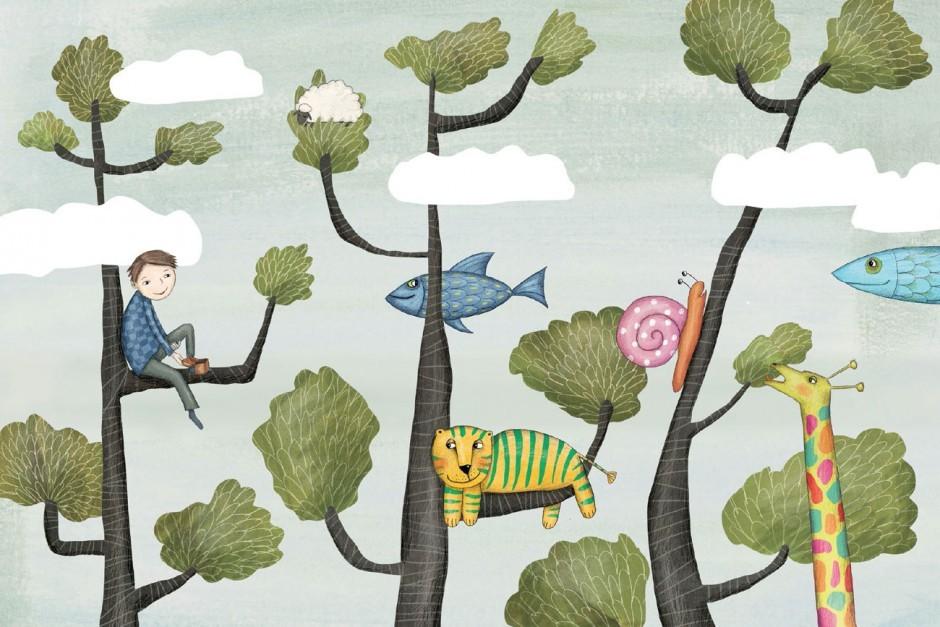 Die Preisträger des Ravensburger-Illustrationswettbewerbs: 3. Platz für Katrin Dageförs Bilderbuchidee »Die absolut ober streng geheime Kiste«