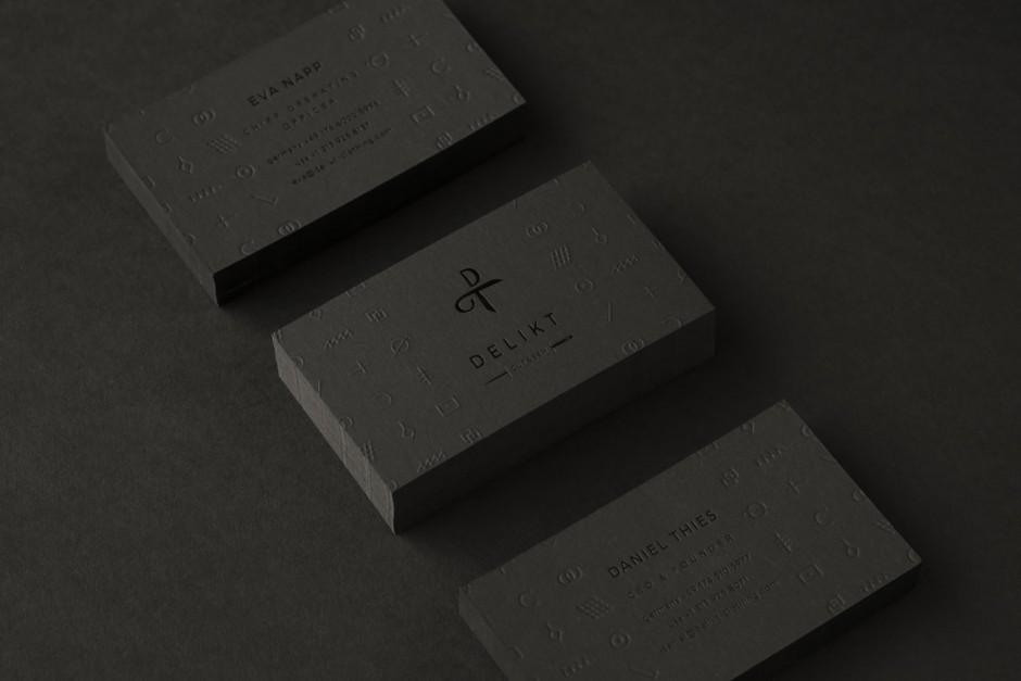 Delikt Clothing – Visitenkarte