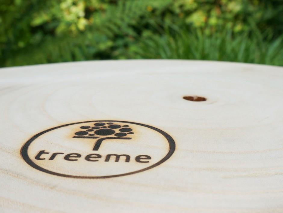 Treeme - Logoentwicklung