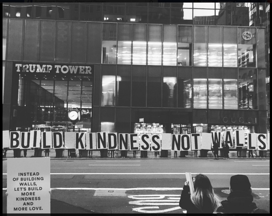 Build Kindness not Walls