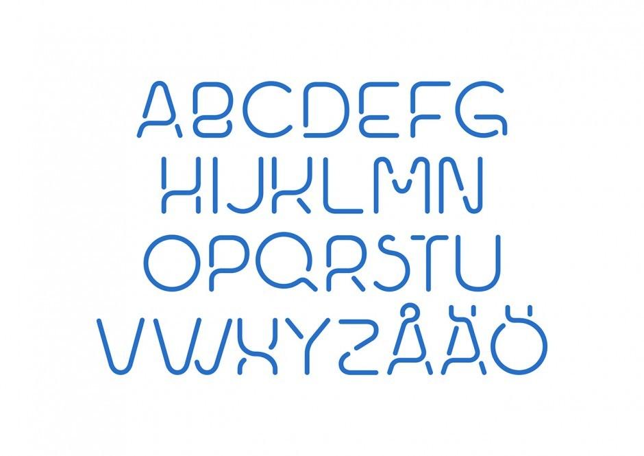 Hernesaaren Ranta Font