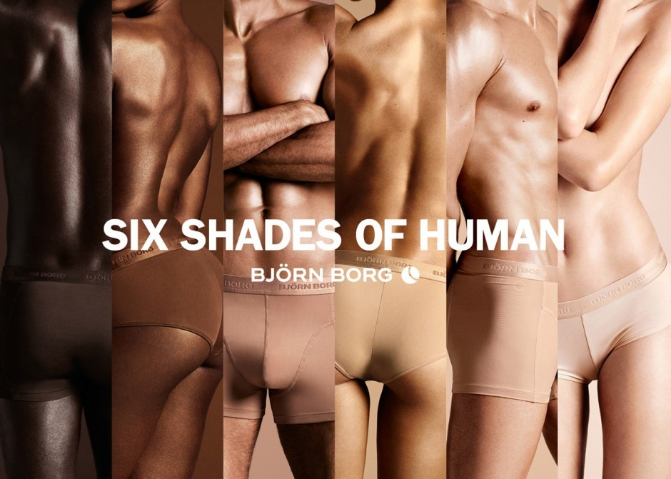 Six Shades of Human