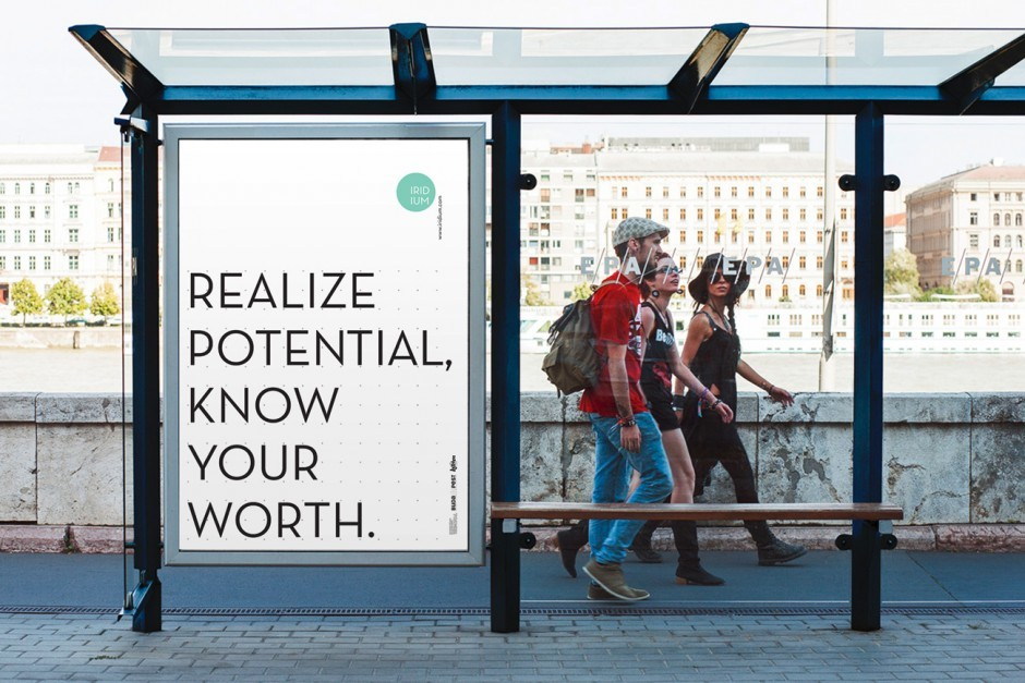 Die Plakatkampagne war in diesem Frühjahr in Budapest zu sehen