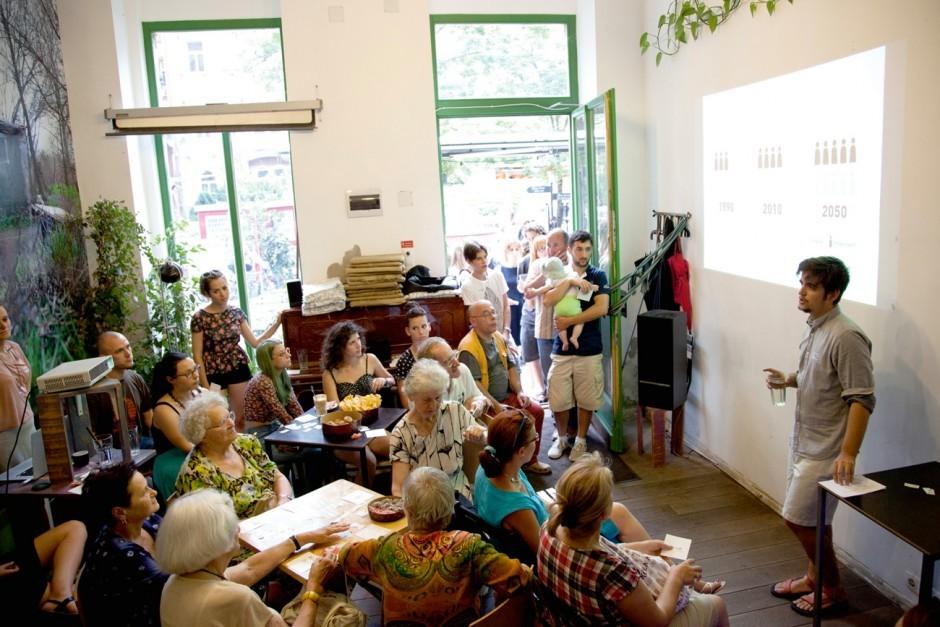 Einige Iridium-Treffen fanden bereits statt, das Corporate Design wird schrittweise eingeführt