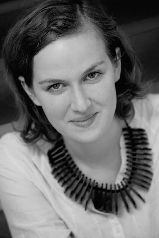 Versteht sich als Gestalterin von Beziehungen: Kommunikationsdesignerin Miriam Schmalen