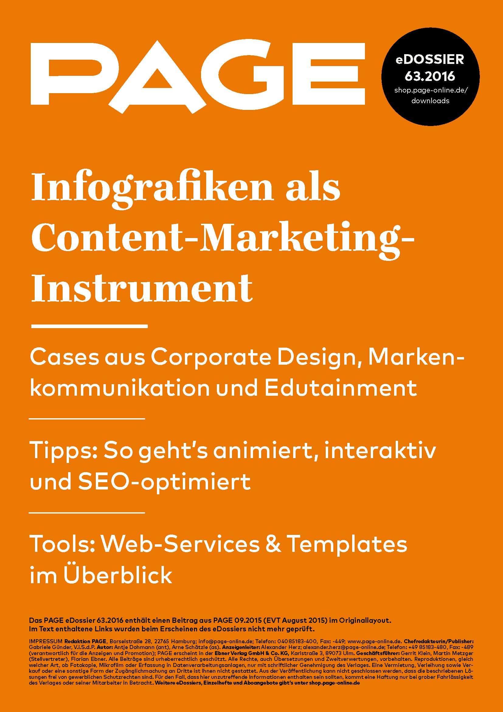 Infografik erstellen, Grafikdesign, Kommunikationsdesign, Piktogramme, animierte Gifs