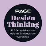 PAGE_Seminar_DesignThinking_2016_Teaser