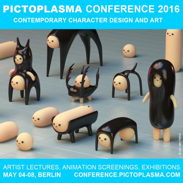 Pictoplasma 2016
