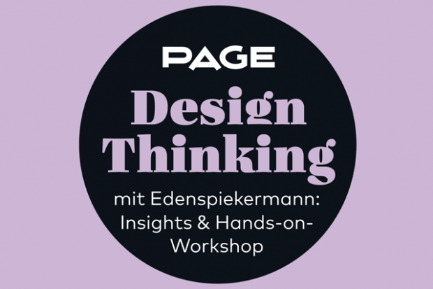 Ein Seminar mit Edenspiekermann für Designprofis!