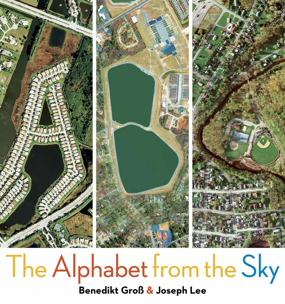 The Alphabet from the Sky - Buchcover