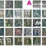 The Alphabet from the Sky - Print Katalog