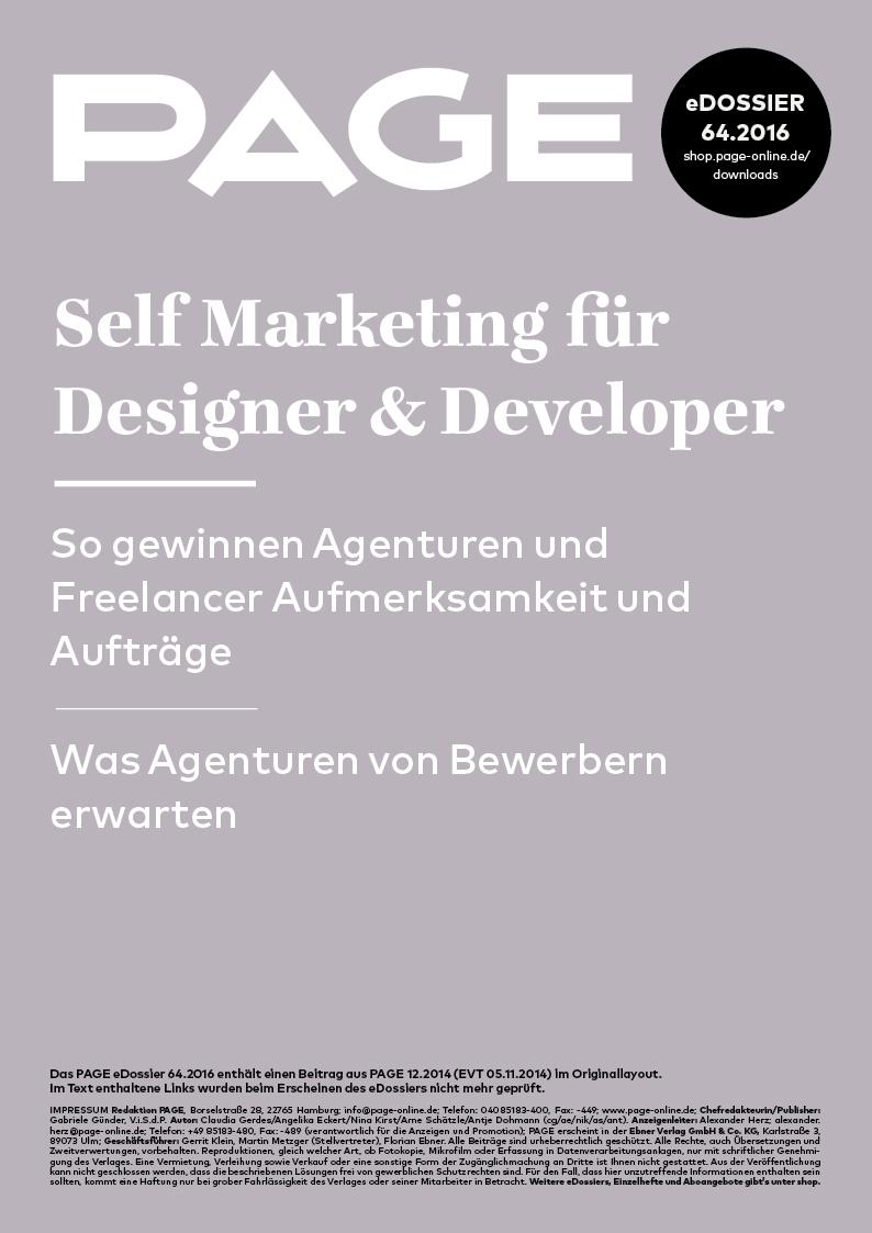 Self Marketing, Social Media Marketing, Online Marketing, Content Marketing