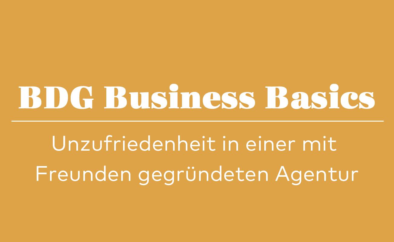BDG_Buening_Unzufriedenheit_Freunde