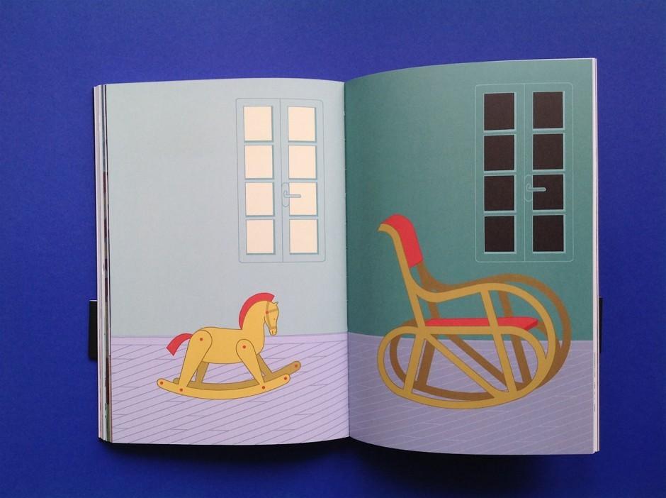 Anne-Margot Ramstein: Vorher Nachher. Erschienen bei Jacoby & Stuart, Berlin. ISBN 978-3-942787-79-6
