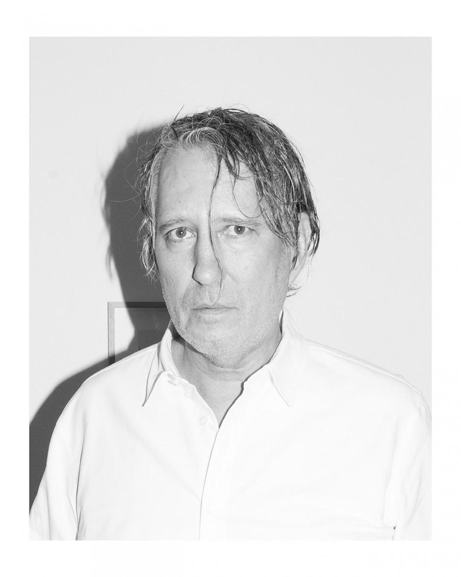 Künstler Raymond Pettibon, fotografiert für die »Zeit«