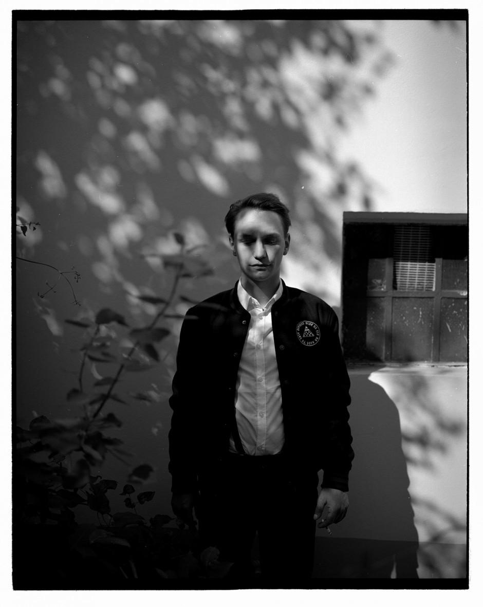 Schauspieler und Musiker Daniel Michel