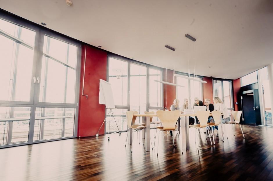 Cube Meetingraum