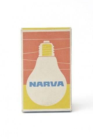 Verpackung Fotolampe für Bildvergrößerung der Marke NARVA