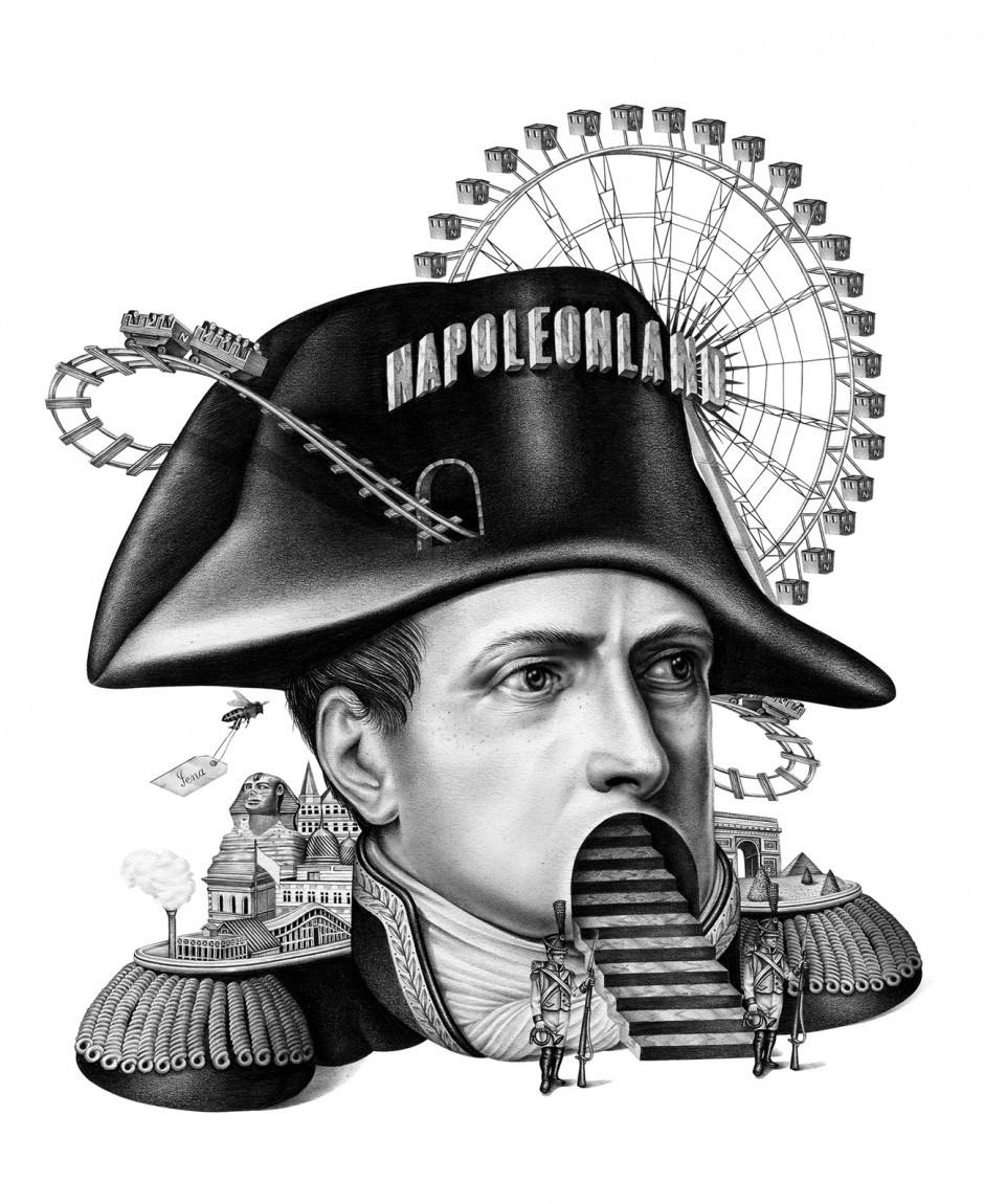 Illustration – Napoleon