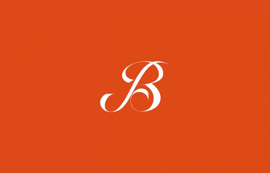 Monogramm »B«