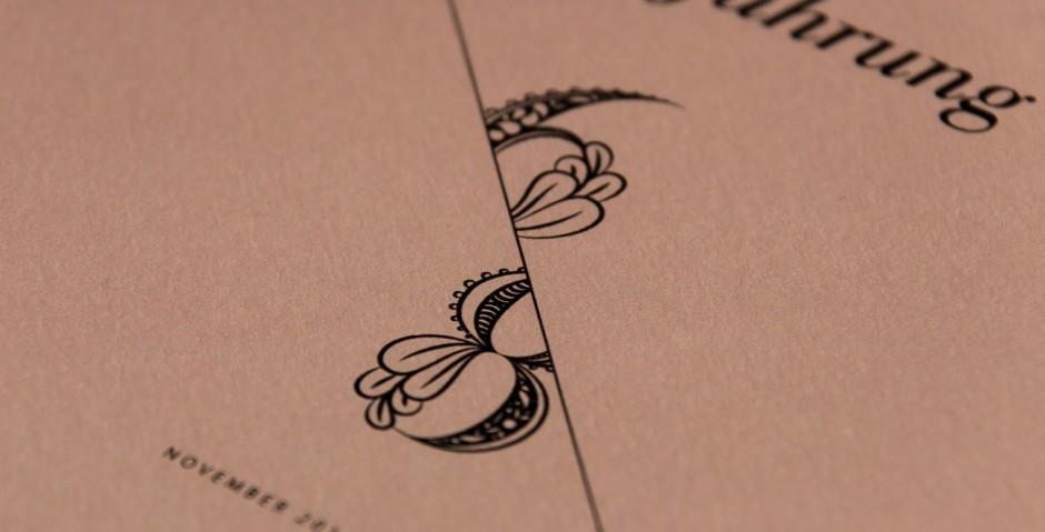 Print Design für Kastner&Öhler Event »Tage der Verführung«, Agentur Hartinger Consulting