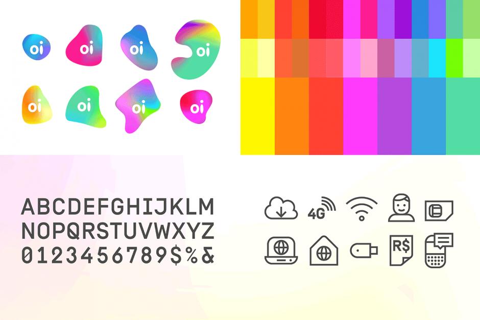 Logodesign für »Oi«
