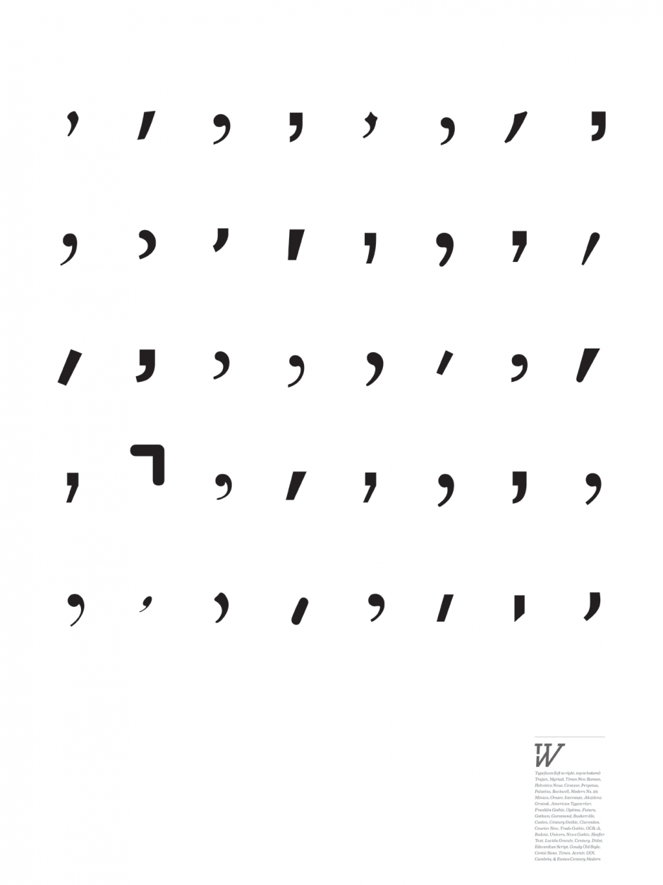 Typeworth – Poster