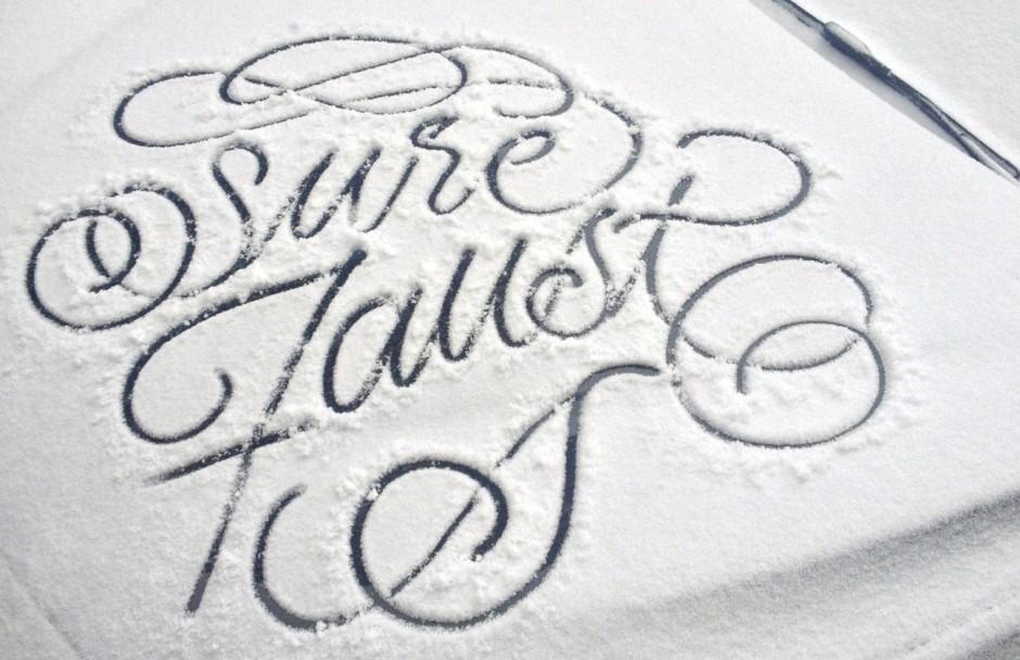 Faust – Snow Script