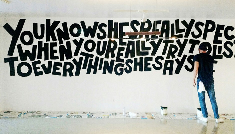 Timothy Goodman – Mural