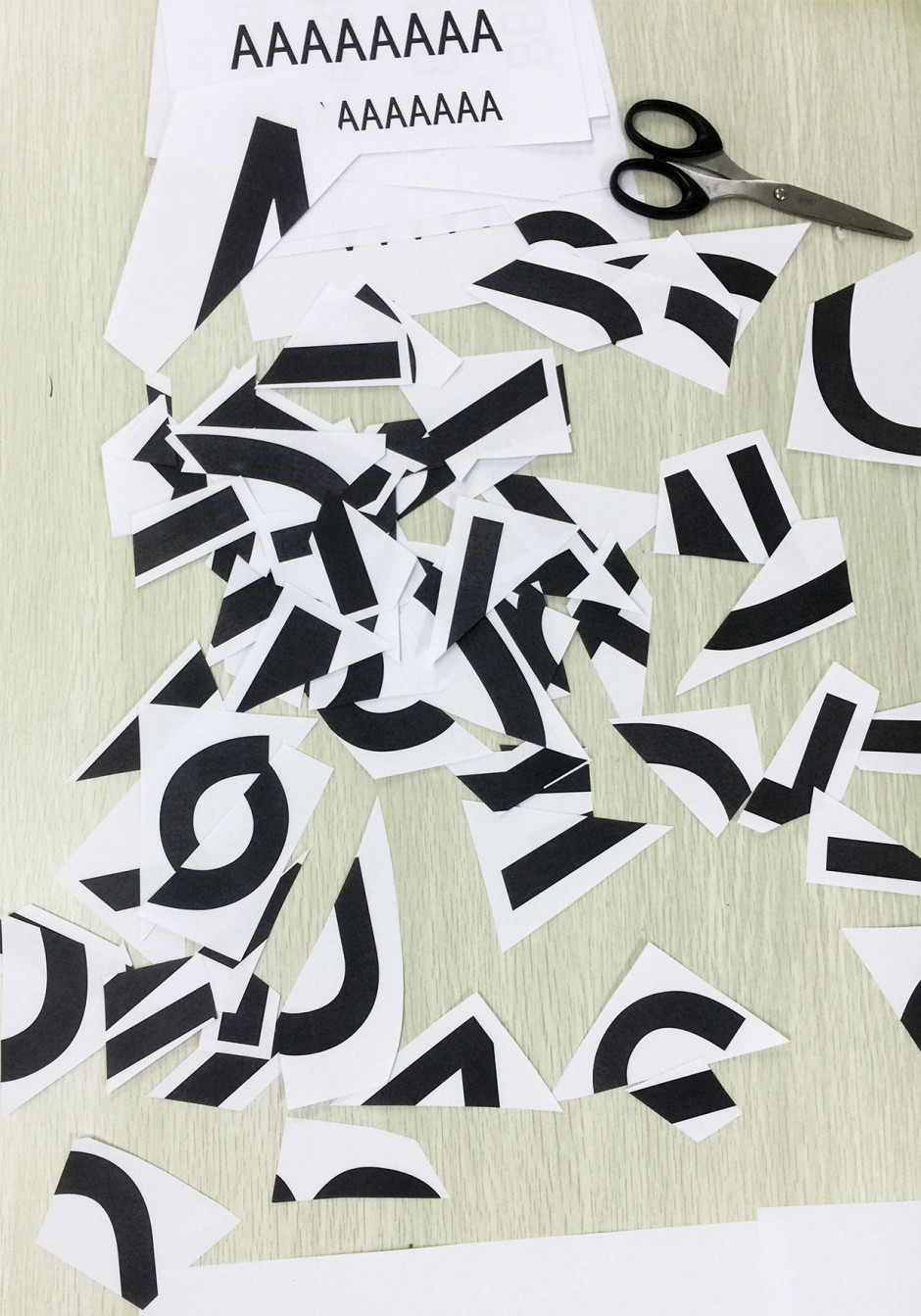Tingwei Xing – Letter Reconstruction