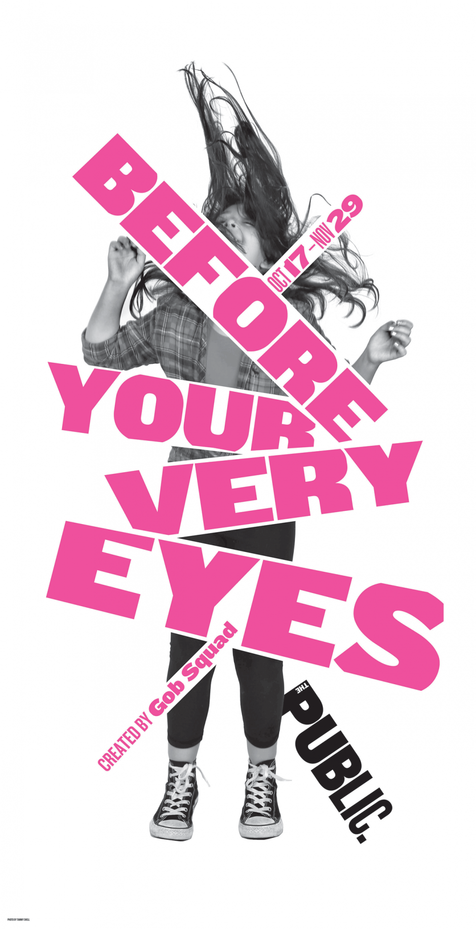Kristin Huber – Public Theatre: Before Your Very Eyes