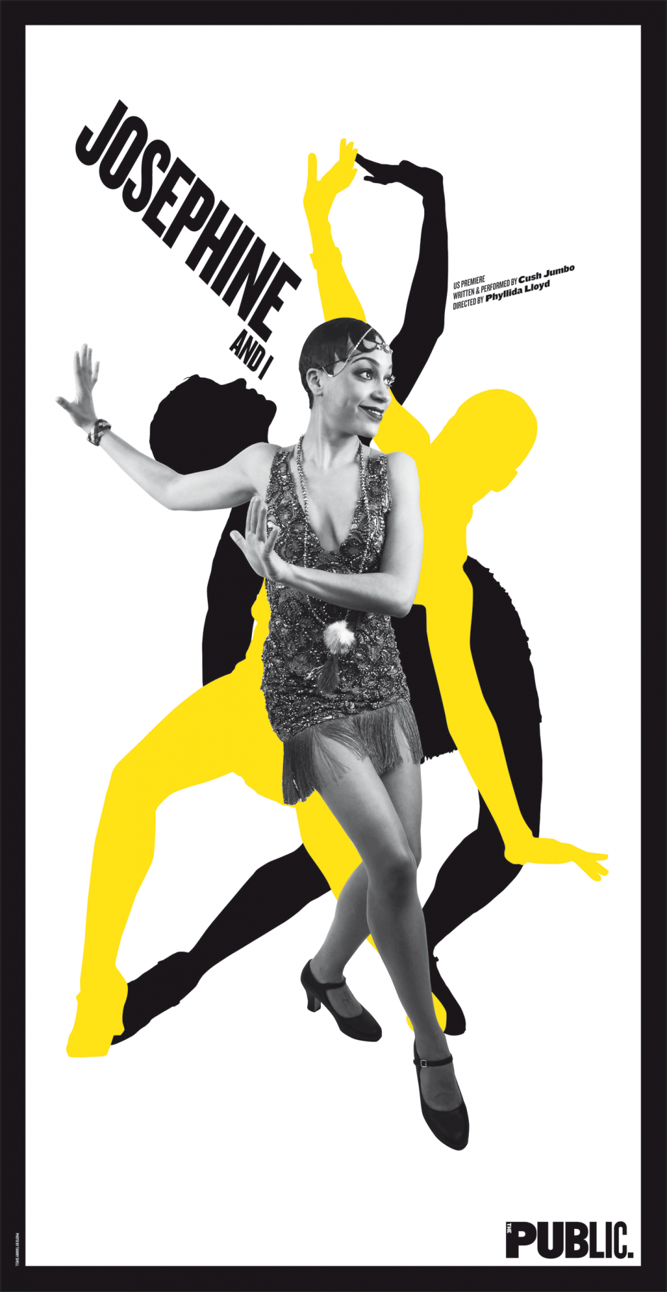 Kristin Huber – Public Theatre: Josephine and I