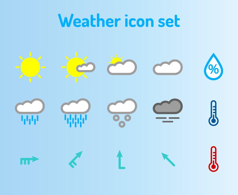 kostenlose icons, piktogramme, iconstore