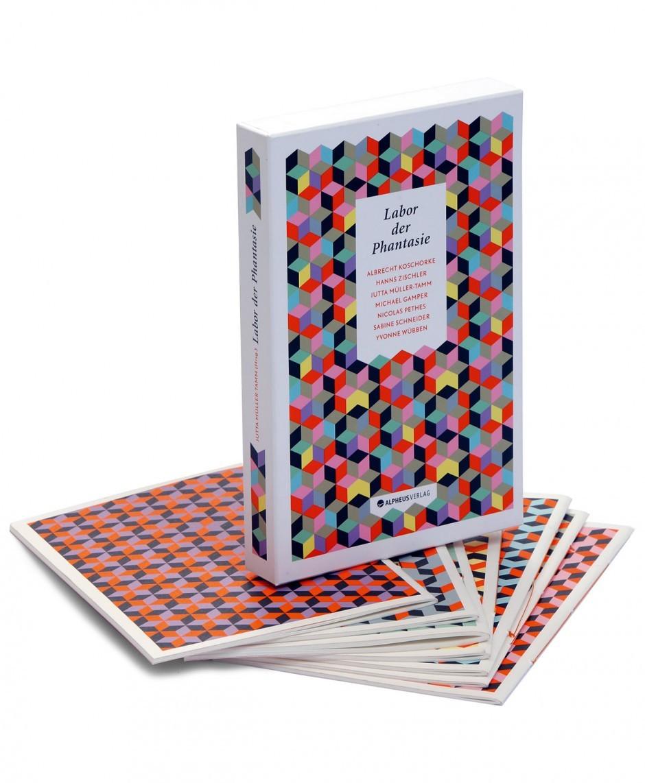 Alpheus Verlag, Berlin. Gestaltung: Hanna Zeckau, Berlin