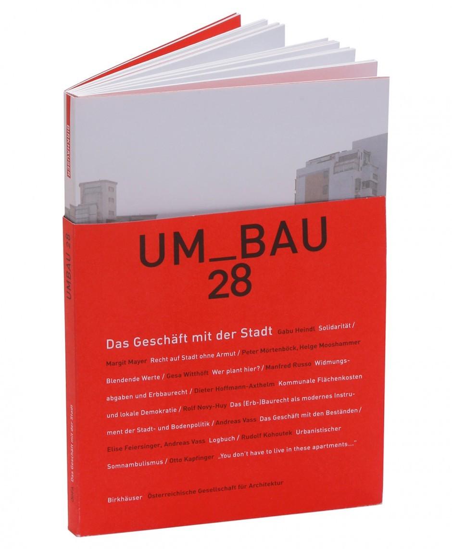 Birkhäuser / Walter de Gruyter, Berlin. Gestaltung: lenz büro für visuelle gestaltung, Wien