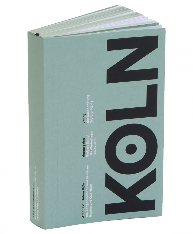 Buchhandlung Walther König, Köln. Gestaltung: Jazek Poralla, Köln