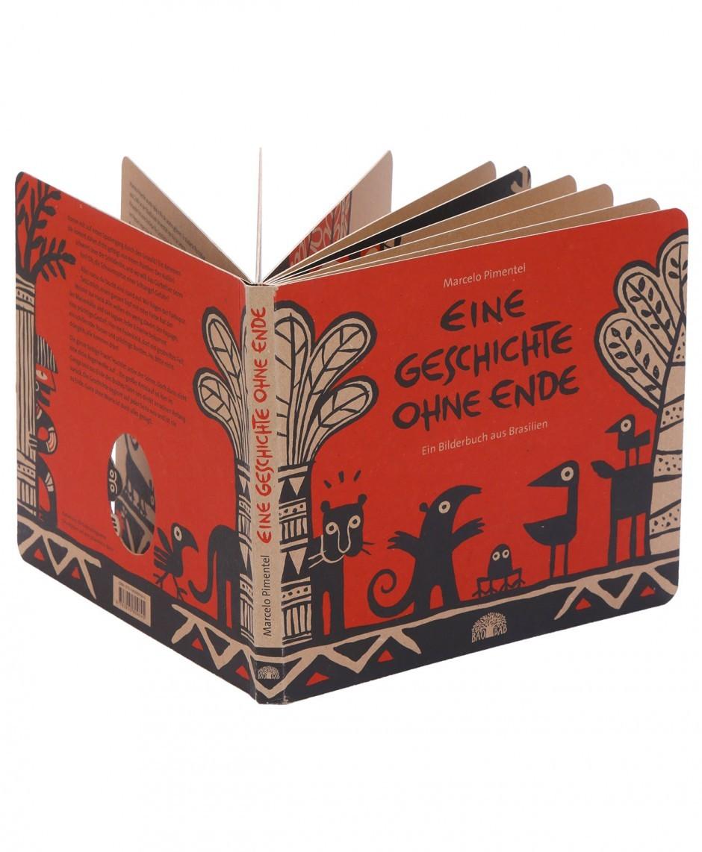 Baobab Books, Basel. Gestaltung: Marcelo Pimentel, Rio de Janeiro