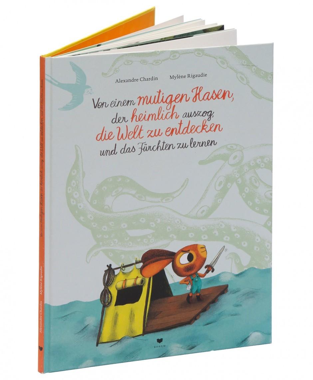 Bohem Press, Münster. Gestaltung:  Mylène Rigaudie