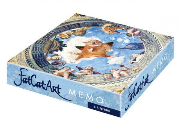 FatCatArt. Memo Geschenkbox