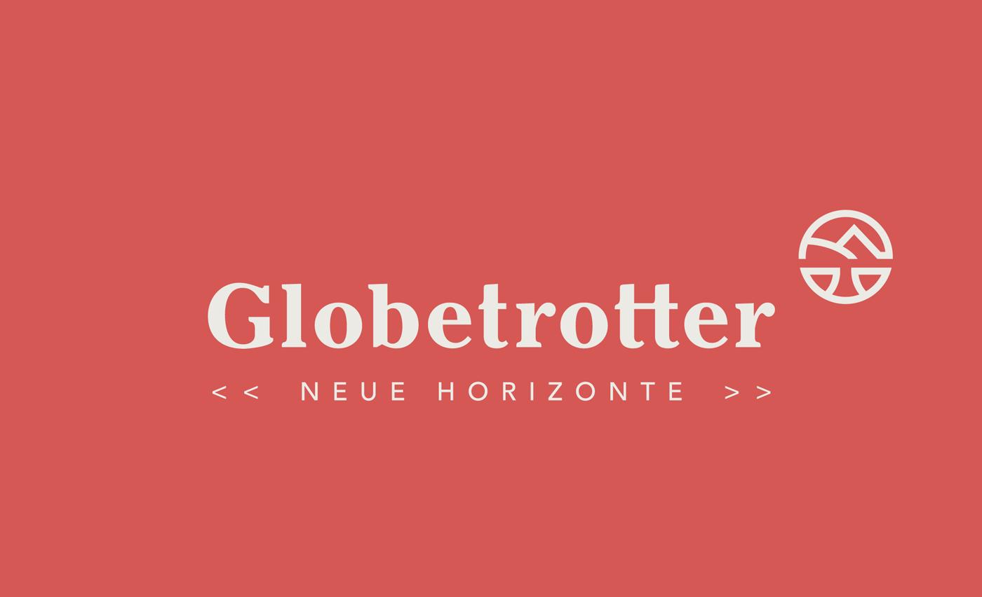 Globetrotter: Logo