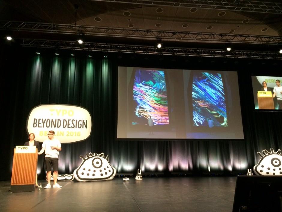 Field aus London stellten ihr generatives Design vor