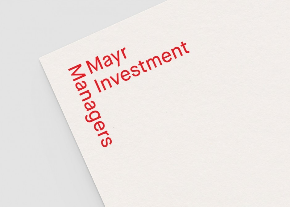 Mayr Investment Managers: Corporate Identity