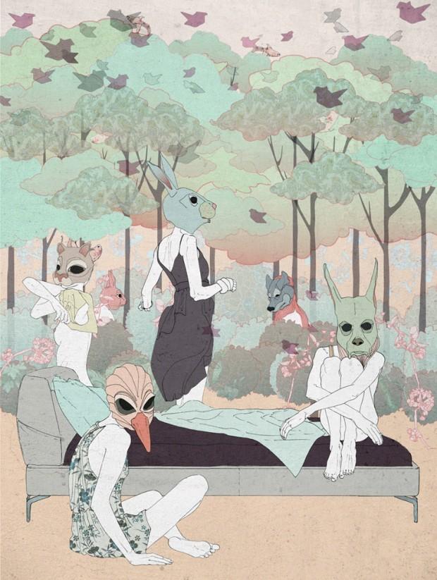 ZEITmagazin - Surreale Träume I