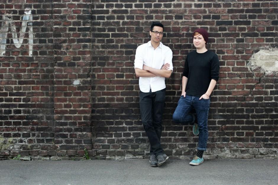Das Duo von Studio KQ