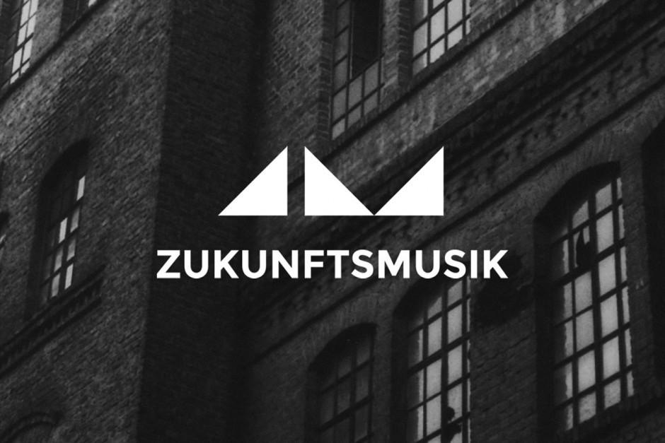 Zukunfstmusik - Logo