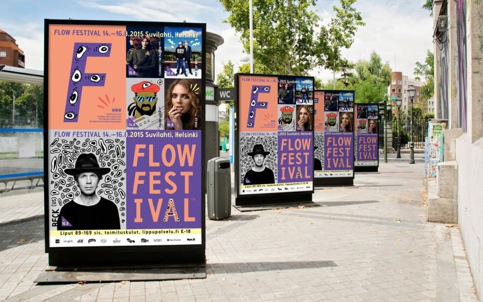 Bond – Flow Festival 2015