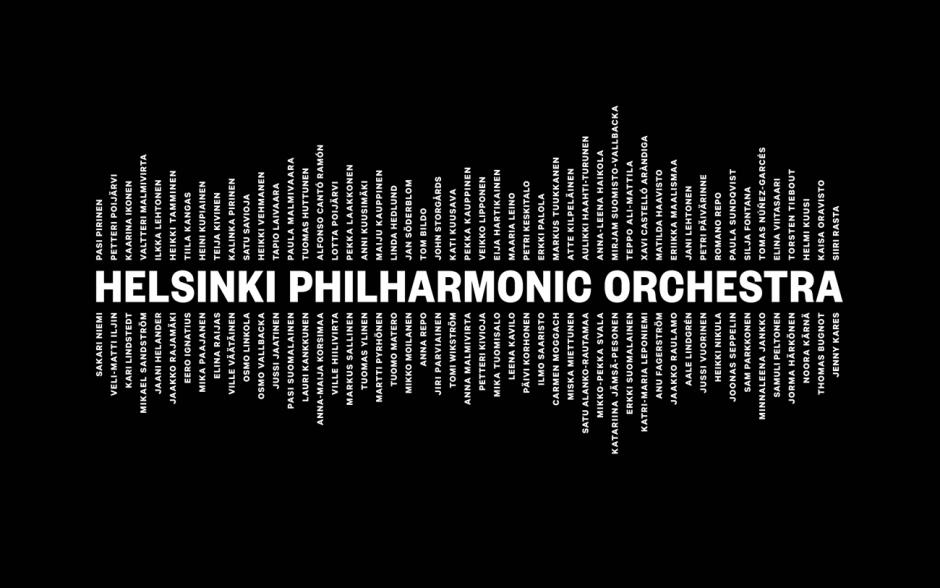 Bond – Helsinki Philharmonic Orchestra